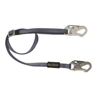 Falltech 8209 Adjustable Single Leg Restraint Lanyard