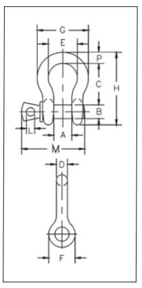 Crosby G-209 Diagram
