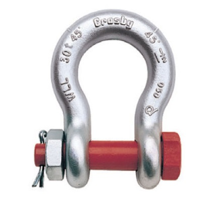 Crosby G-2130S-2130 Bolt Type Shackles