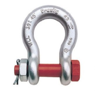 Crosby Alloy Bolt Type Anchor Shackles