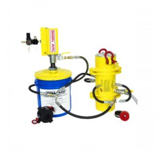Kirkpatrick Wire Rope Lubrication Systems