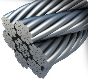 Bridon 6X19 Standard Wire Rope